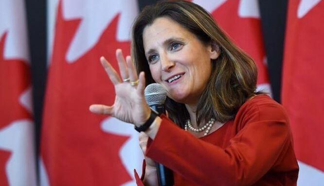 China le pide a Canadá que 'no se inmiscuya' en los asuntos de Hong Kong