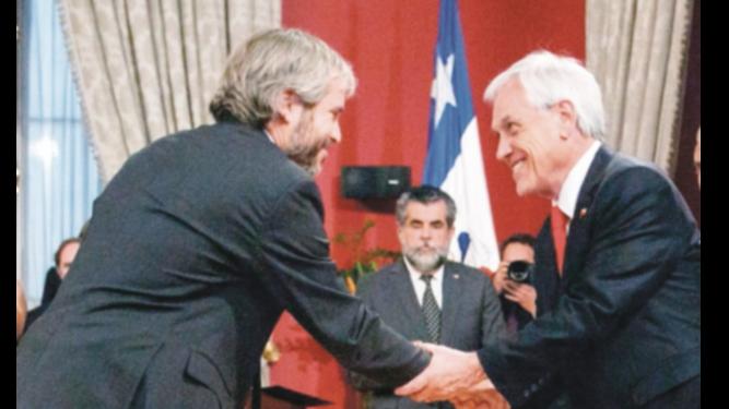 Sebastian Piñera cambia a ocho de sus ministros