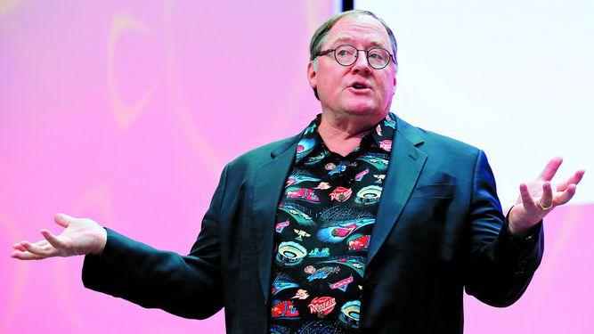John Lasseter y su actitud impropia