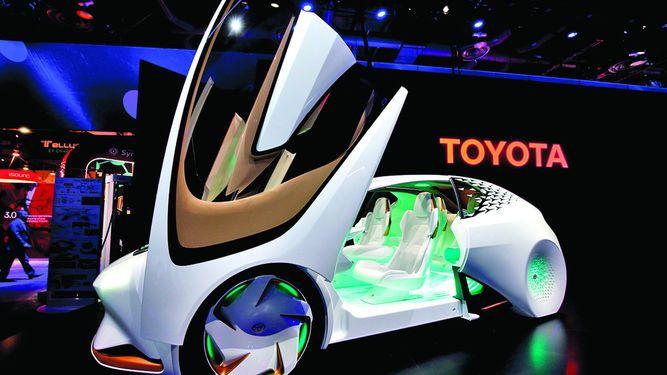 Toyota espera vender autos autónomos en el año 2020