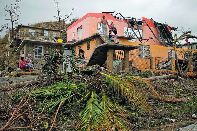 Urgen donaciones para Puerto Rico y México