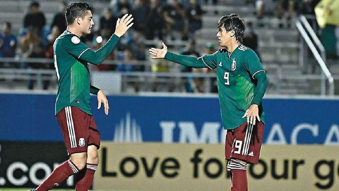 México juega hoy contra El Salvador en el Premundial