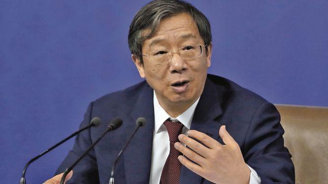 Gang supervisará y abrirá sector financiero de China