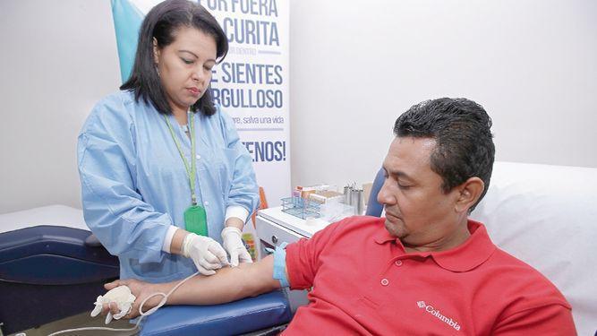 Aumentan donaciones de sangre en el  Instituto Oncológico Nacional