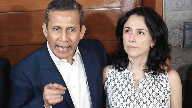 Allanan casa de expresidente Humala y su esposa en pesquisas del caso Odebrecht