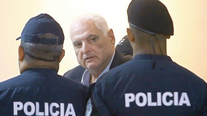 Confirman a jueces que procesarán a Martinelli