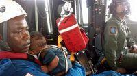 Mujer y su bebé sobreviven cinco días en selva tras accidente aéreo