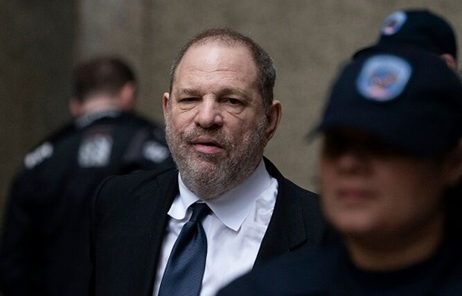 Las víctimas de Harvey Weinstein cerca de una primera indemnización