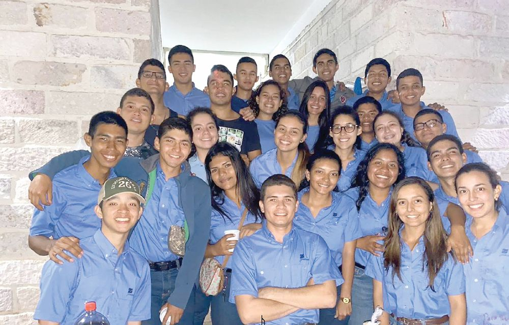 Zamorano inicia su año escolar 2020