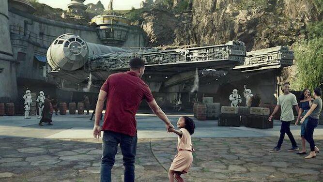 Disney se prepara para visitas récord por atracciones de Star Wars