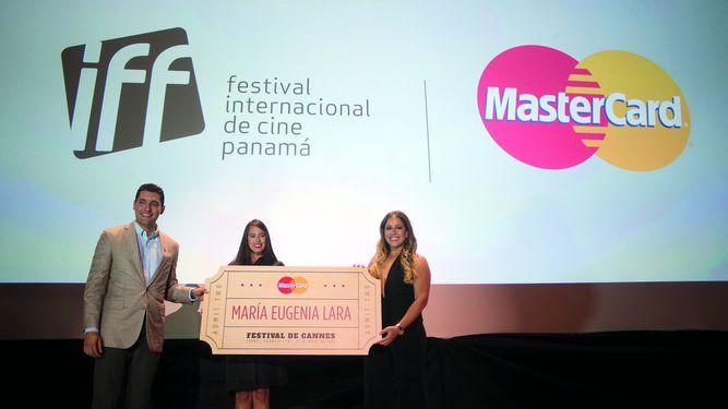 MasterCard entrega premios en el IFF Panamá