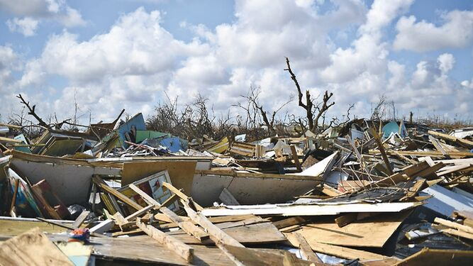 Bahamas, a las puertas de una crisis humanitaria