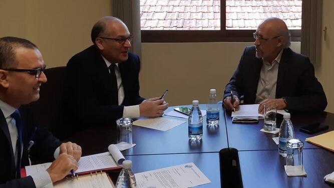 El procurador Rigoberto González pregunta al Ministerio Público por el acuerdo con Odebrecht