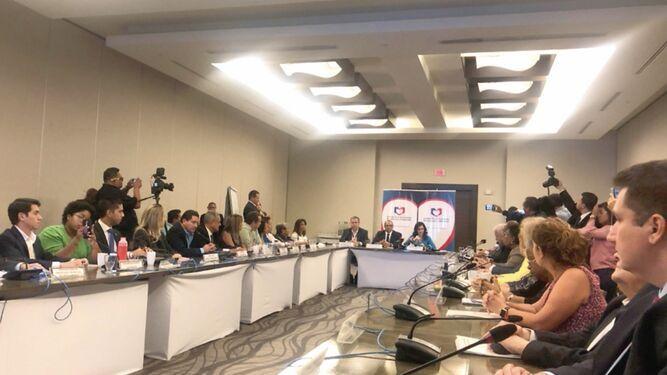 Concertación aprueba paquete de reformas