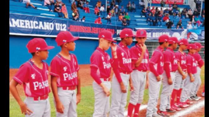 La novena Sub-12 de Panamá cae ante México y se aleja del Mundial