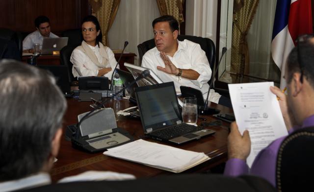 Consejo de Gabinete concluye revisión del presupuesto general del Estado