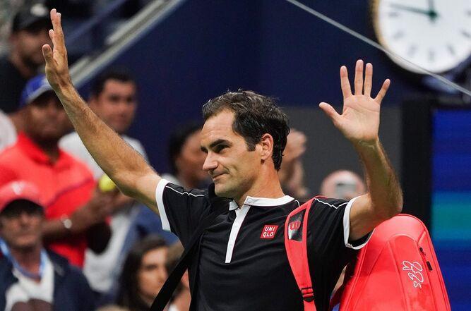 Roger Federer: 'Estoy decepcionado porque pensaba que estaba jugando bien'