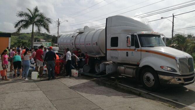 Residentes de Arraiján siguen sin agua; trabajan en activación de transformador en Laguna Alta