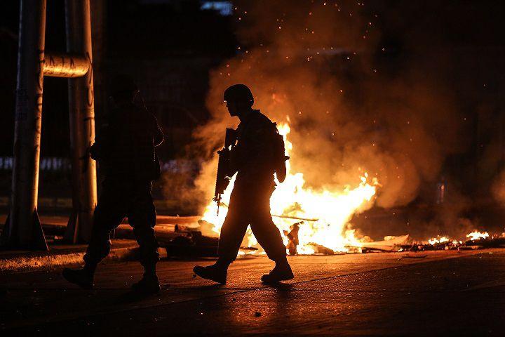 Siete muertos en nueva jornada de protestas y saqueos en Chile
