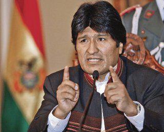 Bolivia aumenta gasto público