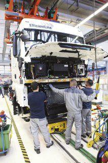 Actividad industrial es favorable en Alemania