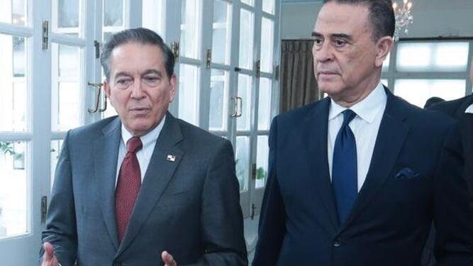 Cortizo se compromete ante el CNP a cumplir los principios de 'una prensa libre'