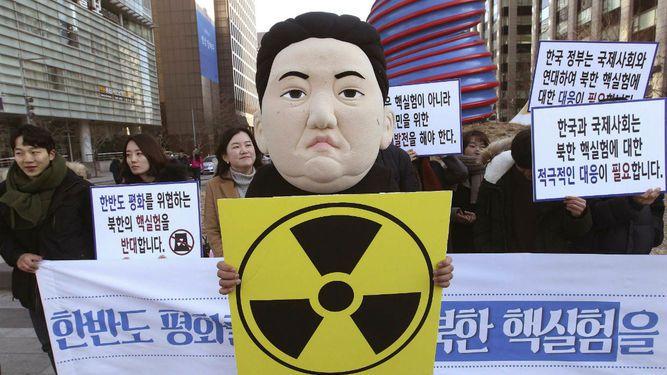Panamá condena la detonación de la 'bomba H' anunciada por Corea del Norte
