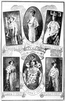 Raíces Las primeras reinas del Carnaval