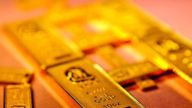 Demanda de oro cayó en 2017
