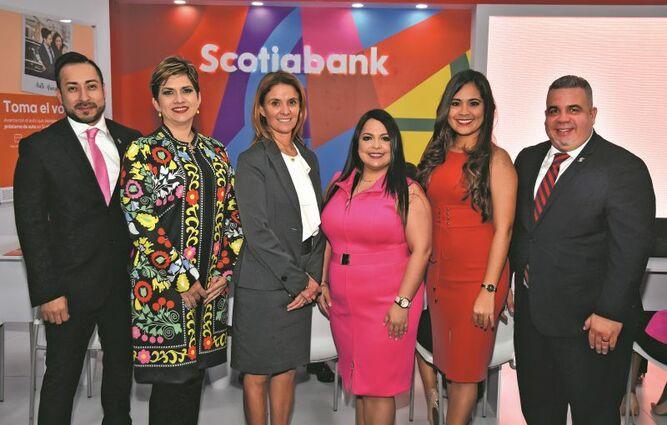Scotiabank formó parte del Panamá Motor Show 2019