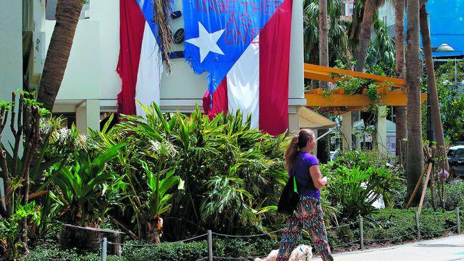 Buscan conectar a Puerto Rico otra vez