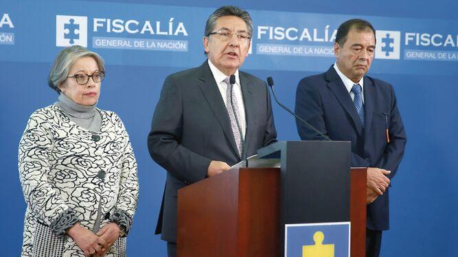 Fiscal general de Colombia renuncia tras orden de liberar a líder de las FARC