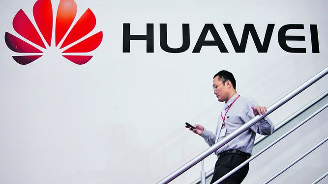 Huawei desplaza a Apple en China