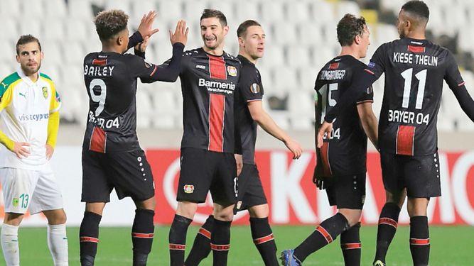 Milan, Marsella y Glasgow, eliminados de la Liga Europa
