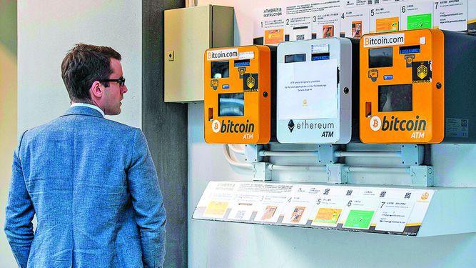 Europa busca regular el bitcóin