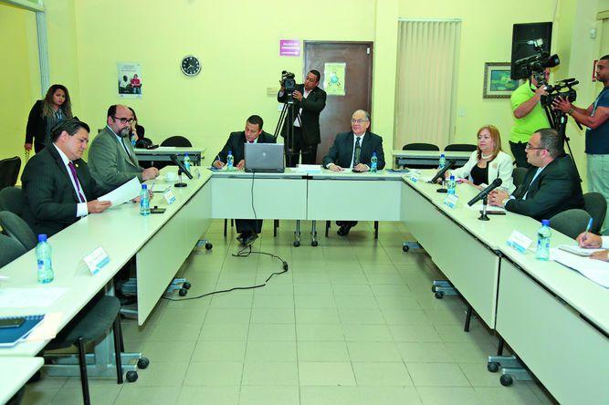 Comisión de Estado reclama debate sobre magistrados