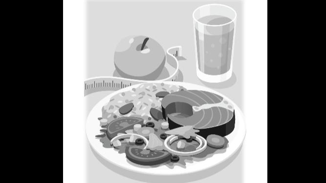 Una alimentación saludable