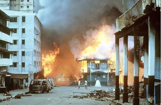 La CIDH exige a Estados Unidos resarcir a víctimas de la invasión a Panamá en 1989