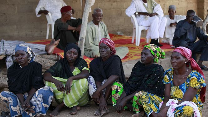 La ONU pide a Nigeria que deje abortar a las mujeres violadas por Boko Haram
