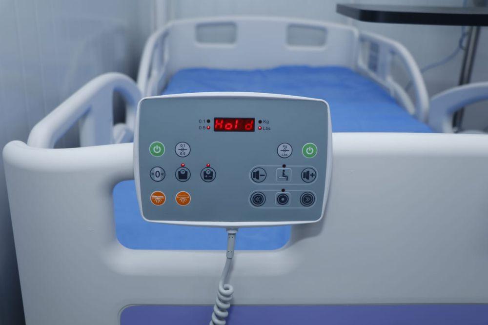El 89% que me llevó a ser ingresada en el Hospital Modular