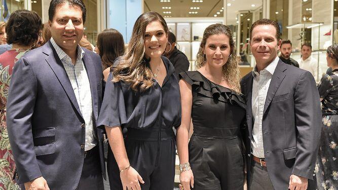Jimmy Choo abre su nueva 'boutique' en la ciudad de Panamá