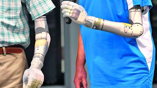 Avanzado brazo ortopédico saldrá al mercado