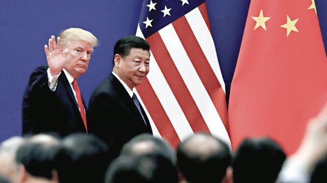 Trump evita molestar a China antes de reunión