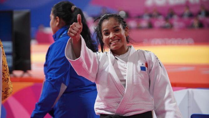 Kristine Jiménez logra el bronce; la segunda medalla para Panamá en los Panamericanos
