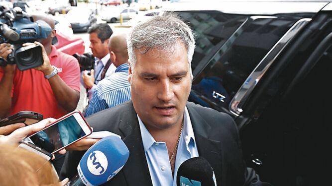Jimmy Papadimitriu no logra librarse del caso Odebrecht
