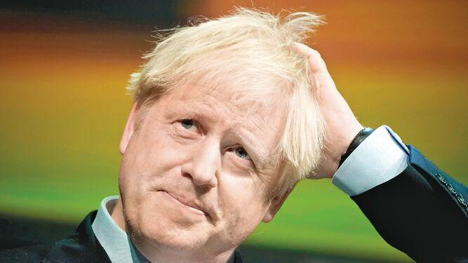 """""""Conseguiré el acuerdo"""": Johnson"""