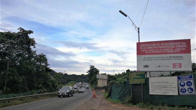 Anuncian cierres en la carretera Panamericana por izados de vigas