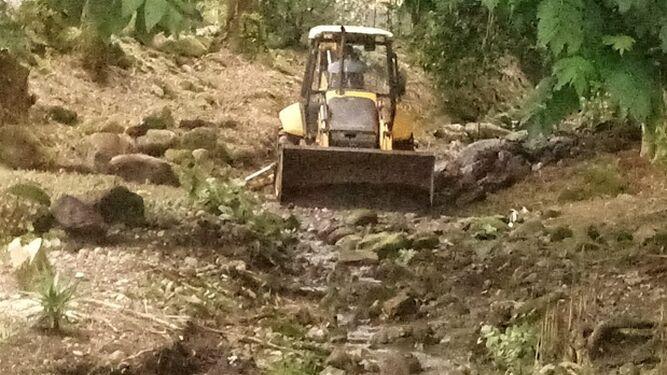 Fuertes lluvias en Chiriquí provocan desbordamientos de riachuelos y cunetas