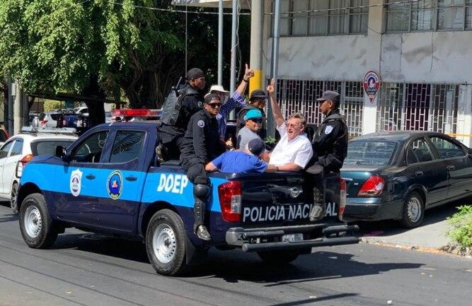 Nicaragua: Policía libera a más de 160 opositores