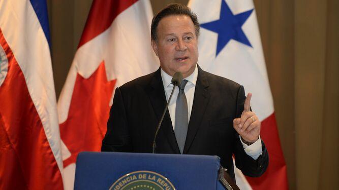 Supuestas comunicaciones del expresidente Juan Carlos Varela son divulgadas en internet